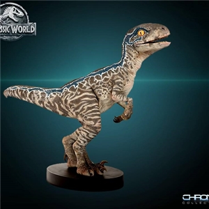 Chronicle Collectibles JURASSIC WORLD: FALLEN KINGDOM 1:1 BABY BLUE STATUE