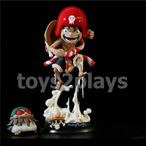 GK statue Pirate king Straw hat
