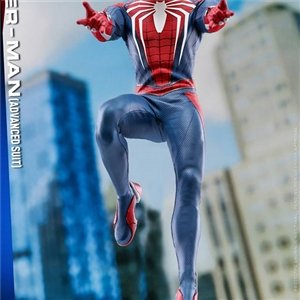 HOT TOYS VGM31 – Marvel's Spider-Man – Spider-Man (Advanced Suit)