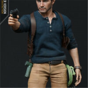 CCTOYS 1/6 Unexplored Uncharted Nathan Drake Action Figure Set