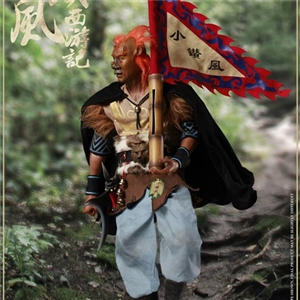 HaoYuToys 1/6 Chinese Myth Ser— Patrol monster xiaozuanfeng