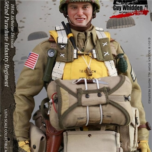 Soldier Story-SS110- WWII 101ST AIRBORNE DIVISION GUY WHIDDEN, II