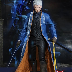 DMCiii : DMC002 The Devil May Cry series: Vergil