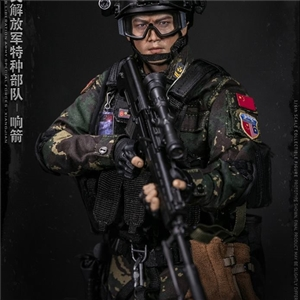 DAMTOYS DAM78048 1/6 CHINESE PEOPLE'S LIBERATION ARMY SPECIAL FORCES - XIANGJIAN