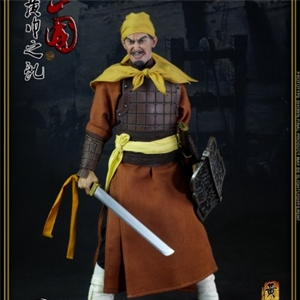 303 Toys - No.311 Three Kingdoms - Yellow Turban Rebellion-Yellow Turban Blade