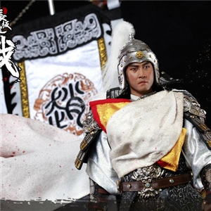 303TOYS NO.12317 1/6 Three Kingdoms Series - Zhao Yun A.K.A Zilong (Bloody Changbanpo Special Edition)