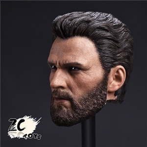 ZCTOYS T-05 Captain America bearded version decadent