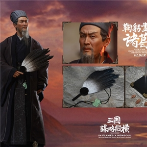 IN FLAMES X NEWSOUL IFT-041 The 1/6th scaleZhuge Liang(older ver.)