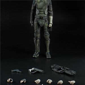 threeZero x Paramount Picture Ghost in the shell: Major(retail)
