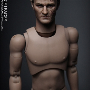 CGLTOYS PE03 Terminator 5 Connor With 2 headsculpts and narrow shoulders movable male body