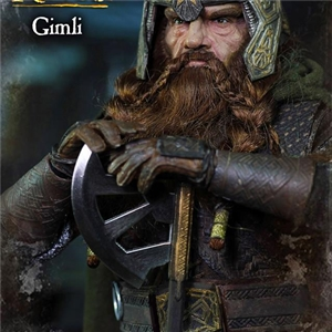Asmus Toys LOTR018 1/6 The Lord of the Rings Series: Gimli
