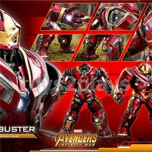 HOTTOYS PPS 005 AVENGERS: INFINITY WAR HULKBUSTER 1/6TH SCALE POWER POSE COLLECTIBLE FIGURE