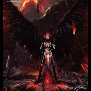 LUCIFER LXF1701D Wings of fallen (Deluxe Edition)