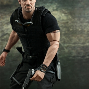 Hottoys MMS138 Barney Ross