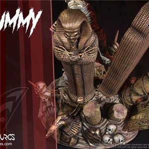 Dream Figures The Creepy Monsters THE MUMMY