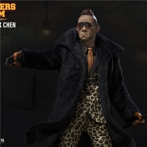DAMTOYS GK018 - 1/6 Gangsters Kingdom - Club 3 Peak Chen