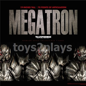 ThreeA x HASBRO Transformers The Last Knight Megatron (Normal version)