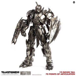 ThreeA x HASBRO Transformers The Last Knight Megatron (Exclusive version)