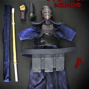 Brother Production Present: KENDO Armour and clothing Set A