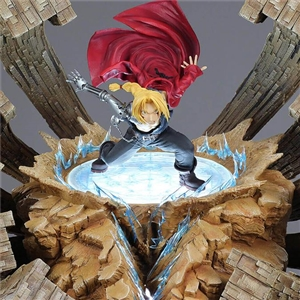 EDWARD ELRIC – A FIERCE COUNTER-ATTACK