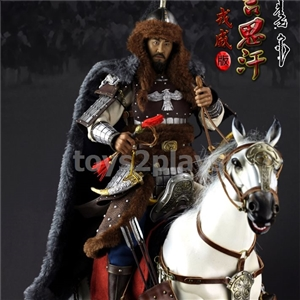303TOYS 1/6 Tianjiao generation Gen Gi Khan (Rong Wei version)