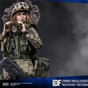 DAMTOYS 78043 1/6 IDF Combat Intelligence Collection Corps Nachs