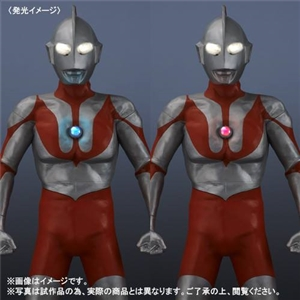 X-Plus Gigantic Ultraman Type C Ric Boy