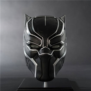 Custom 1:1 Black Panther Helmet