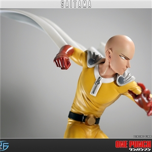 First 4 Figures is proud to present One Punch man - Saitama