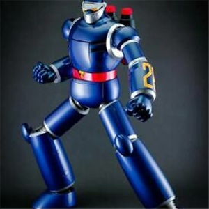 Heavy Metal Tetsujin 28 Action Figure