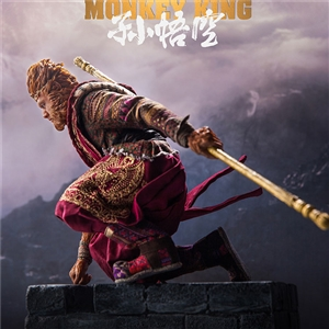Monkey King collectible figure features
