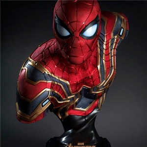Avengers: Infinity War Iron Spider 1:1 Scale Life Size Bust
