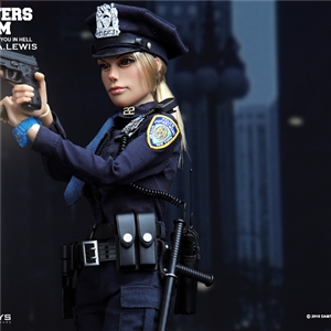 DAMTOYS GKS-003 : OFFICER A.LEWIS