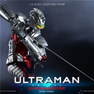 Threezero ULTRAMAN SUIT Ver7 (Anime Version)