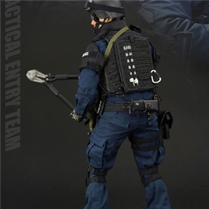 "Soldier Story- SS100-NYPD ESU ""TACTICAL ENTRY TEAM"