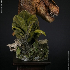 DAMTOYS MUSEUM SERIES: T-REX -BUST NO. MUS001A yellow