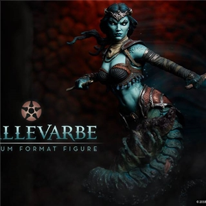 Sideshow Collectibles Gallevarbe: Eyes of the Queen Premium Format™ Figure