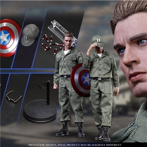 Mictoys No.001 1/6 Scale American Soldier figure