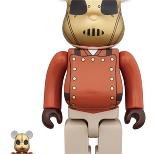 BE@RBRICK ROCKETEER 100% & 400%
