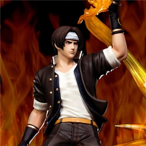 GANTAKU THE KING OF FIGHTERS 97  Kyo Kusanagi  1/8 Scale Statue