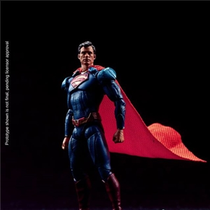 HiyaToys 1/18 LD0028 INJUSTICE 2 Basic Superman - FIGURE ASSORTMANT